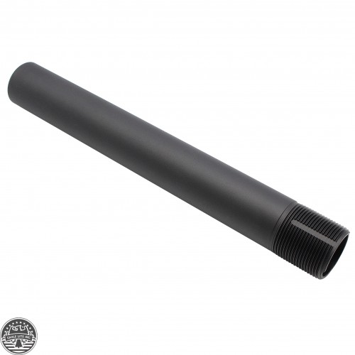 "9"" Black Pistol Buffer Tube - SB-15/SBX Brace Compatible"