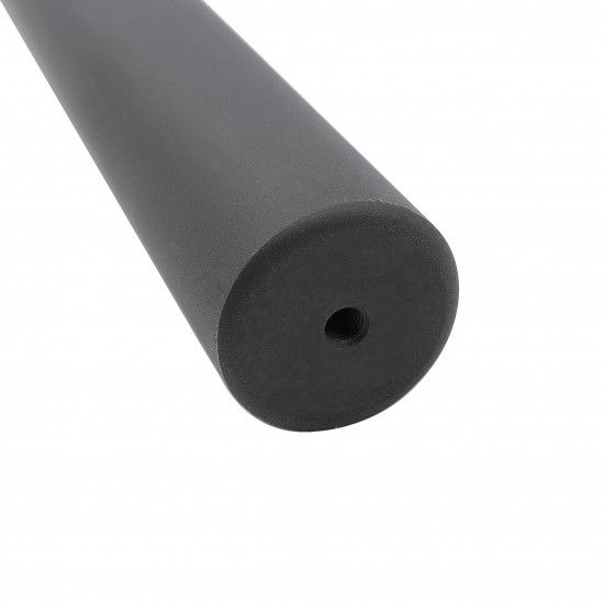 "9"" Black Pistol Buffer Tube - SB-15/SBX Brace Compatible"