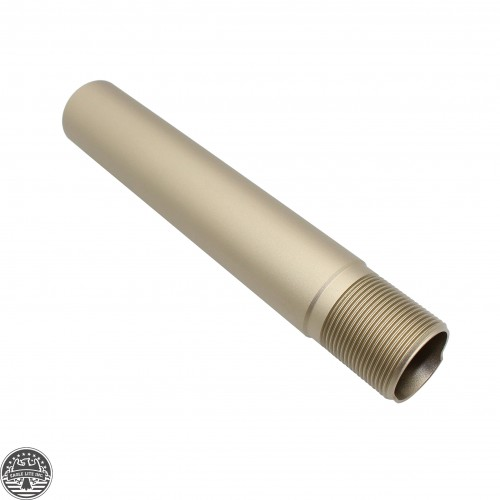 Pistol Buffer Tube - GOLD