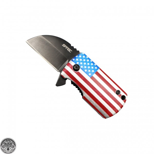 Compact Patriot Pocket Knife