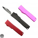 "5 1/4"" Double Action Automatic Tactical Knife"