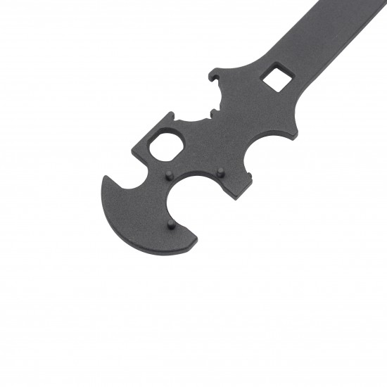 AR-15 Steel Armorers Combo Wrench