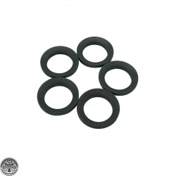 "AR-15 223/5.56 1/2""x28 Thread Steel Crush Washer(One Package Of Five Pcs)"