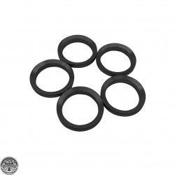 "AR-10 Crush Washer for 5/8""x24 Threaded Barrels (One Package Of Five Pcs)"