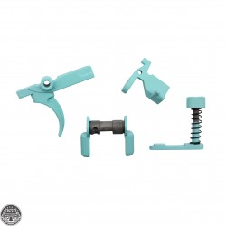 Cerakote Robins Egg | AR-15 Cerakote Lower Parts Bundle