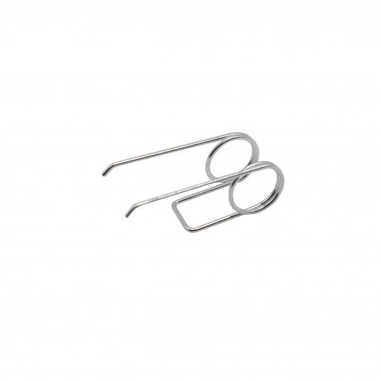 AR Mil-Spec Trigger Spring - Silver