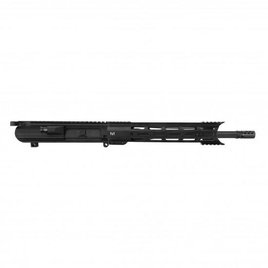 AR-10 / LR-308 13.5'' Barrel 12'' M-LOK Handguard | Pistol Upper Build U54 [ASSEMBLED]