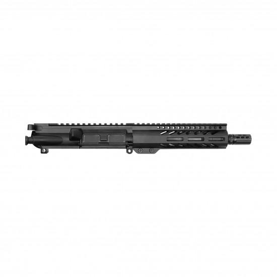 AR-15 5.56 7.5'' Barrel 7'' M-LOK Handguard | Pistol Upper Build UPK37 [ASSEMBLED]