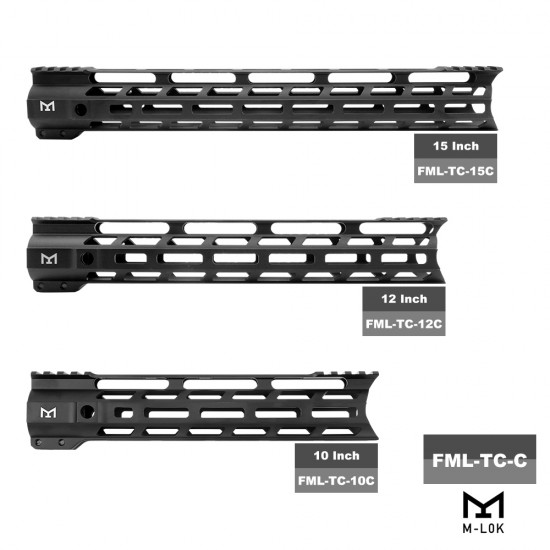 AR 9mm 16'' Barrel W/ 10'' 12'' 15'' M-LOK Handguard option | Carbine Upper Build U45 [ASSEMBLED]