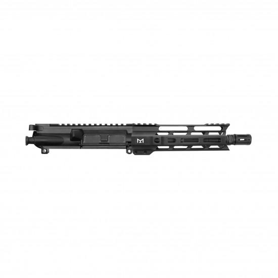 AR 9mm 7.5'' Barrel W/7'' Handguard Option | ''CUSTOM'' Pistol Upper Build [ASSEMBLED]