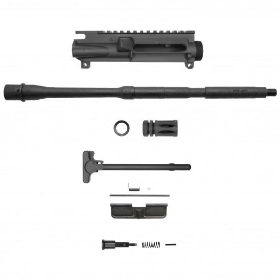 "AR 9mm 16'' Barrel W/ 10"" FREE FLOAT HANDGUARD   ''SAFEGUARD'' CARBINE KIT [ASSEMBLED]"